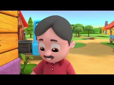 Niloya - Şarkı / Minik Ayı   Çocuklar için Çizgi Filmler