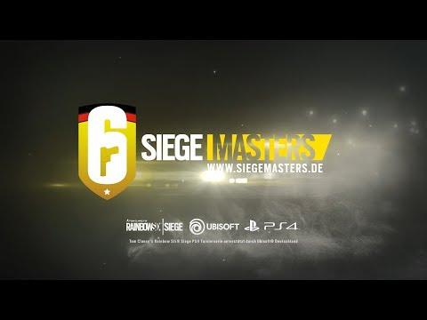 Tom Clancy's Rainbow Six Siege - Siege Masters Trailer | Ubisoft [DE]