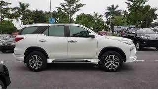 Toyota Fortuner độ, Fortuner bản đặc biệt 2019