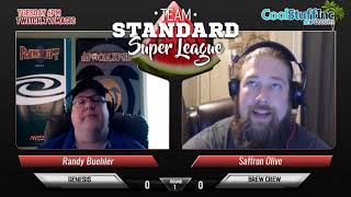 Team Standard Super League FINALS! - Brew Crew vs Genesis
