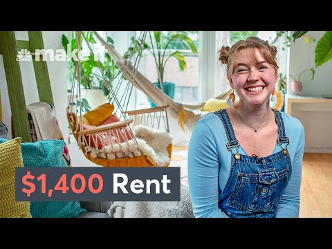 Living In A $1,400/Month Apartment In Portland, OR   Unlocked