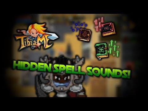 TibiaME Hidden spell sounds - Showcase