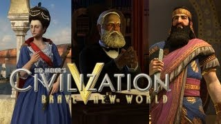 Civilization 5 Brave New World Early Look! New