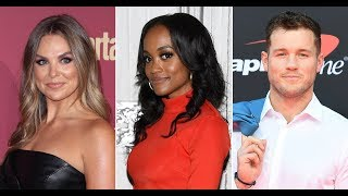 Hannah Brown Is All for Rachel Lindsay Speaking Her Mind After Colton Underwood's Diss: 'She Has Str