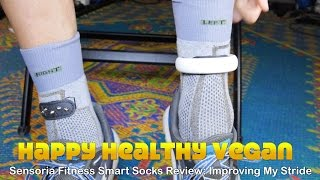 Sensoria Fitness Smart Running Socks Review