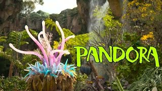 pandora world of avatar sneak peek walt disney world animal kingdom