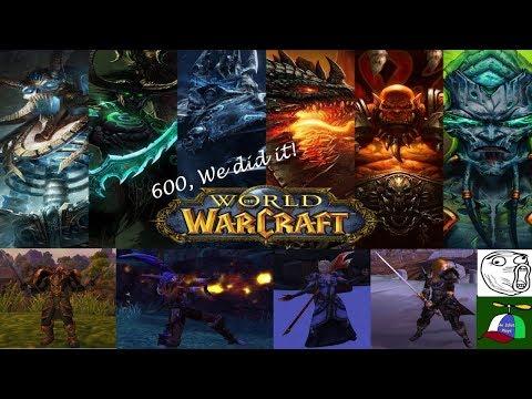 A.I.P's 600 Subscriber Super Spectacular!!! (World of Warcraft: The Burning Crusade)