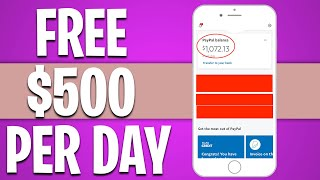Earn $500 PER DAY FOR DOING THIS!! [Make Money Online In 2020 FAST]