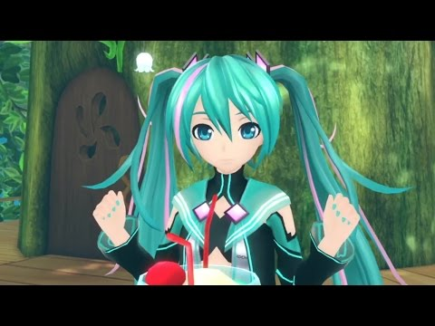 Hatsune Miku: Project DIVA X (JP) - 80 Minute Playthrough [PS TV]