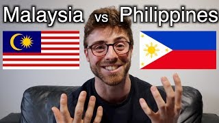MALAYSIA vs PHILIPPINES: Which is BEST for TRAVEL??