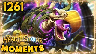 SPELLBENDER IS BETTER THAN COUNTERSPELL, CHANGE MY MIND!   Hearthstone Daily Moments Ep.1261