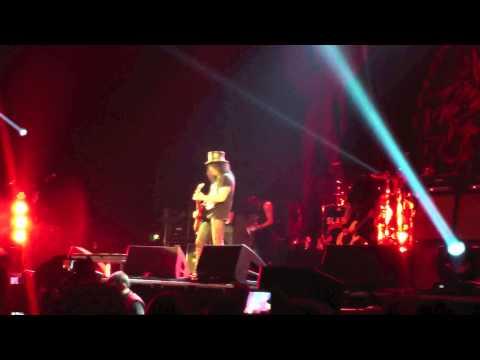 Slash ANASTASIA live @ Unipol Arena – Casalecchio di Reno (Bo) 23/10/2012