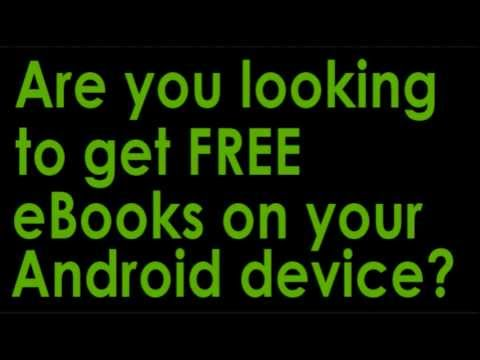 how to download free ebooks on android tablet