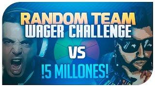 fifa 15   random team   wager challenge 5m   ep 2   pollo vs rub