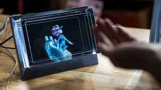 Hands-On: Looking Glass Holographic Display