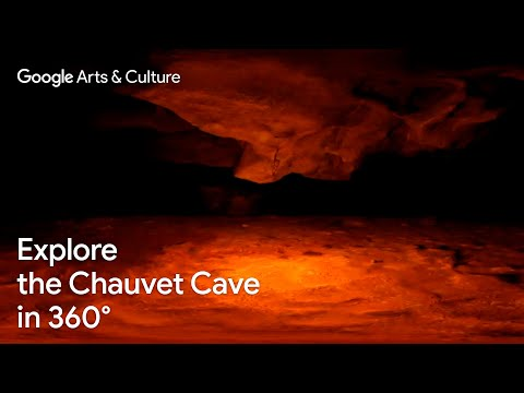 The Dawn of Art: A Virtual Journey Inside Chauvet Cave