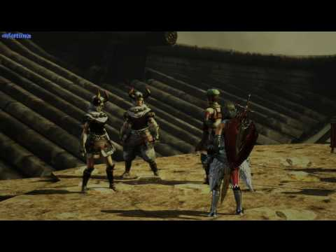 Toukiden 2 - Song marks the spot 6 Solve the riddle