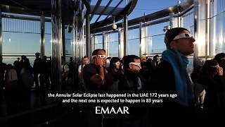 The Great Annular Solar Eclipse