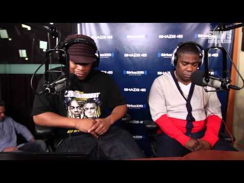 Tracy Morgan On Donald Sterling, Kevin Hart & Mike Epps Conflict, & Scarface Calls In