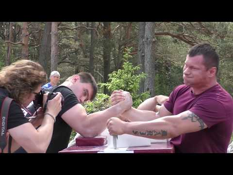 2nd STAGE OF LATVIAN ARM WRESTLING CUP HIGHLIGHTS 2019