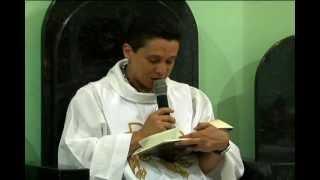 """Adoração com Pe. Fernando Soares  """"Tv Canal 20 Montes Claros"""" 17/01/13"""