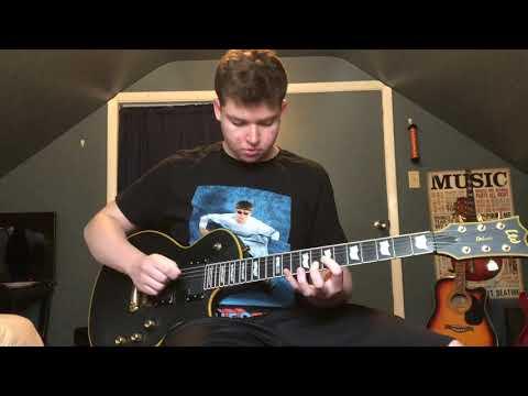 I'm Gone- Oliver Tree (Guitar Cover)