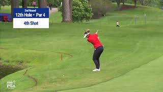 3 Unforgettable Shots from Hannah Green's Wire-to-Wire Victory | 2019 KPMG Women's PGA Championship