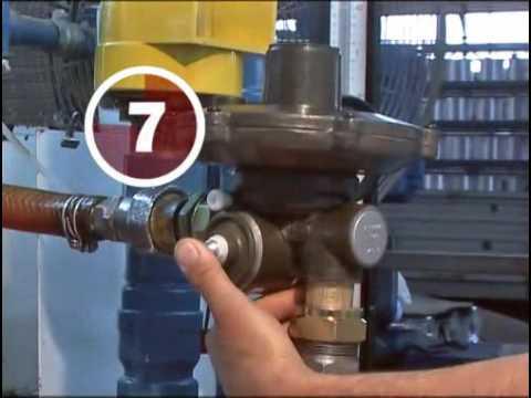 Instalaci n de regulador de gas mys de msb srl youtube - Regulador de gas ...