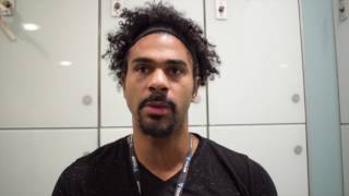 'ILL BE BACK IN THE RING BEFORE THE END OF THE YEAR' - DAVID HAYE ON SURGERY, RECOVERY & JOSH TAYLOR