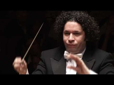 Mahler 6 with Gustavo Dudamel and Gothenburg Symphony