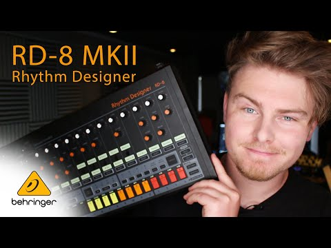 Introducing the Behringer RD-8 MKII