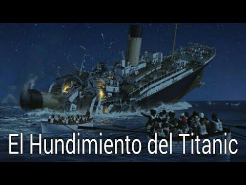 """El Clima que Cambió al Mundo: """"El Hundimiento del Titanic"""""""
