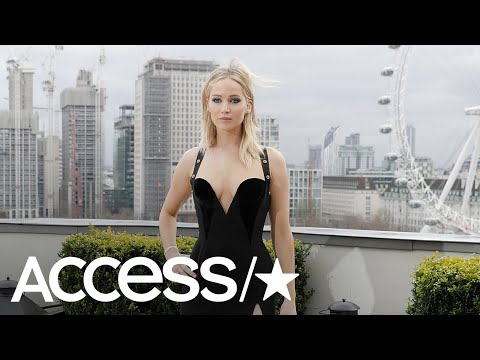 Jennifer Lawrence Explains BAFTAs Remark Was An Inside Joke; Stands Up For Her Sexy London Look