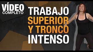 CLASES DE AERÓBIC: EXTREMIDADES Y TRONCO