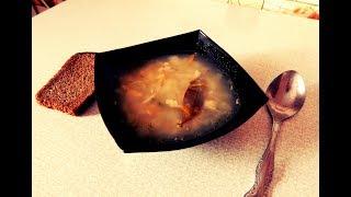 Рыбный суп (Простая Уха)