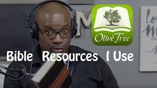 Bible Resources I Use: Olive Tree screenshot 4