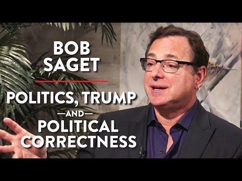 Bob Saget on Politics, Trump, and Political Correctness Pt. 2