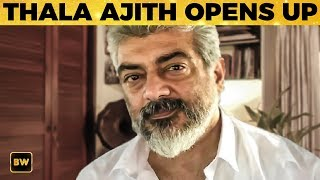 "Thala Ajith's First Message After Viswasam: ""Vaazhu Vaazhavidu"" – Opens up after Years 
