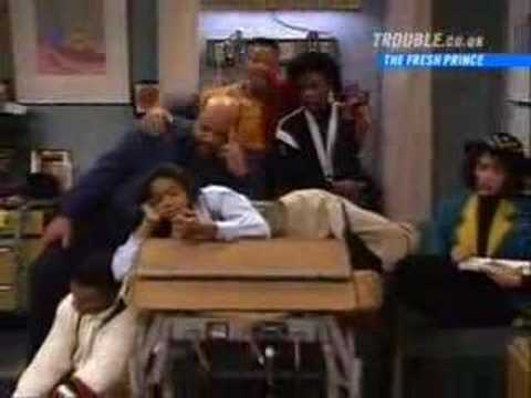 The Fresh Prince of Bel Air - Will's Sickness