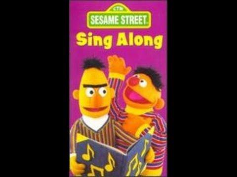 Opening To Sesame StreetSing Along 1996 VHS YouTube