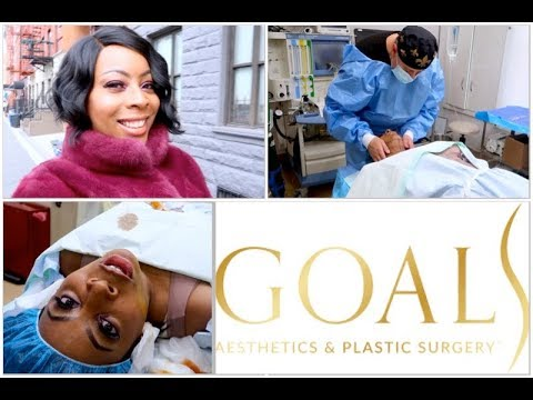 CHIN & NECK LIPOSUCTION with GOALS Aesthetics & PLASTIC SURGERY ~ ACTUAL SURGERY FOOTAGE!! #Generalsurgery