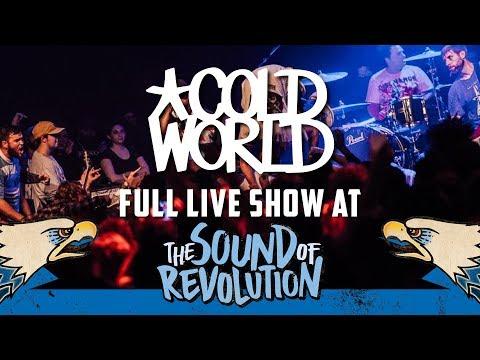 COLD WORLD @ THE SOUND OF REVOLUTION 2017