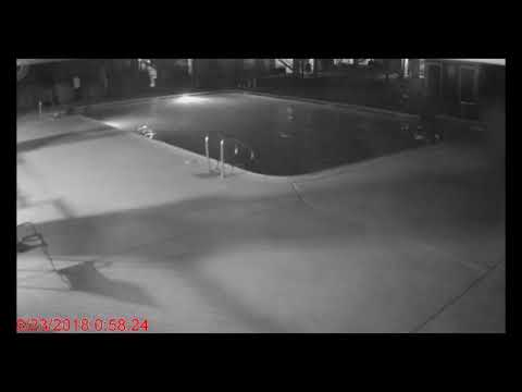 Video Surveillance of Pool Safety and Apartment Liability