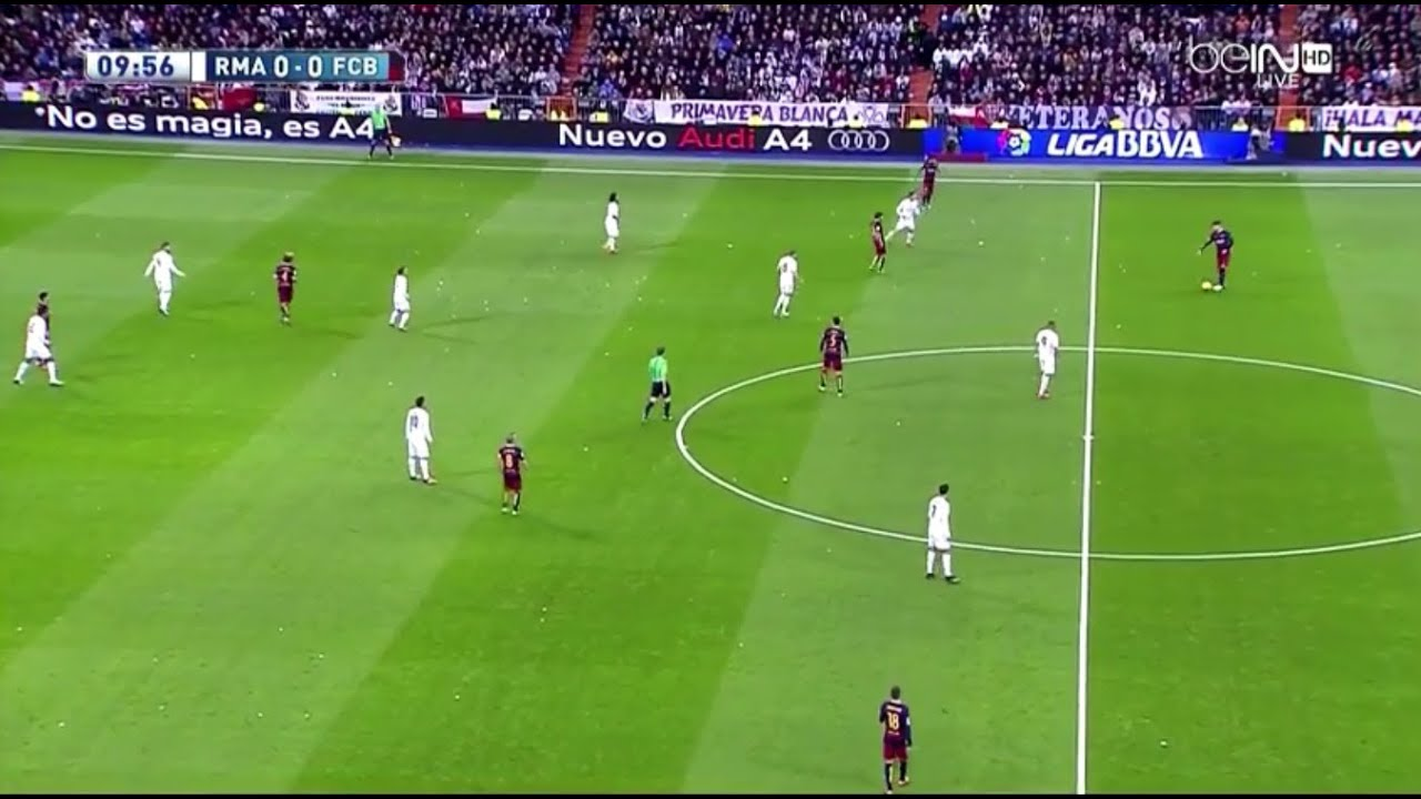 barcelona real madrid highlights