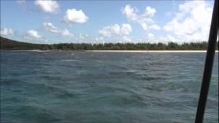 Croisière en catamaran  avec Top-Cat Ile Maurice