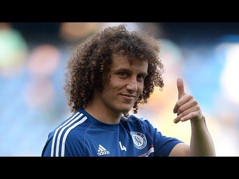 Chelsea make £30m bid for former defender David Luiz