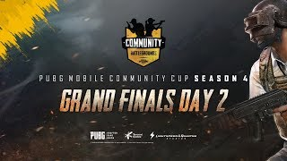 PCC - FINAL DAY 2 [PUBG Community Cup Season 4]