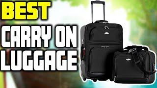 Best Carry On Luggage in 2019