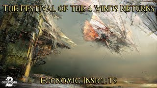 [GW2] Festival of the 4 WInds is BACK! Economy Insights and Predictions!