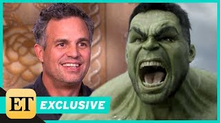 EXCLUSIVE: Mark Ruffalo Brought His Kids On Set of 'Thor: Ragnarok,' and They're Now In the Movie!